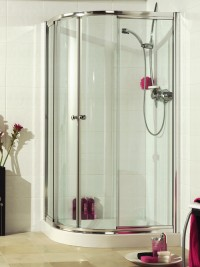 Daryl Shower - Aroco extended quadrant enclosure 896