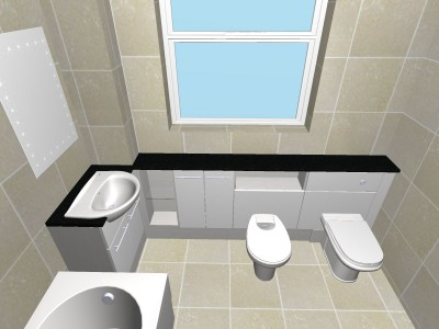 Newport bathroom centre bathroom design images for Bathroom designs top view