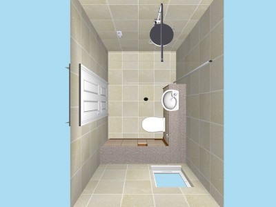 Newport bathroom centre bathroom design for Wet floor bathroom designs