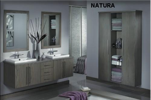 Vanity Hall Bathroom Furniture   Natura Range