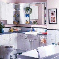 Atlanta Tuscany Bathroom furniture