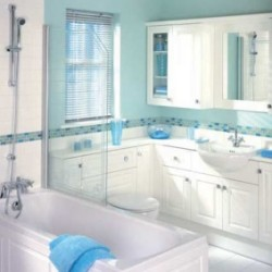 Atlanta York Bathroom furniture