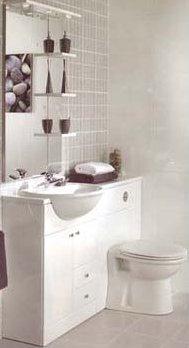 Aquis Milano Bathroom Furniture