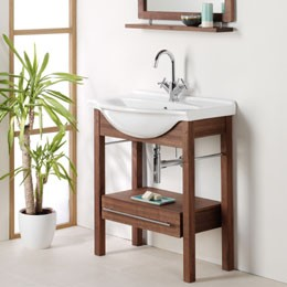 Tavistock Lava Bathroom furniture